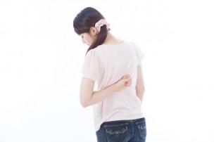 肩甲骨 左